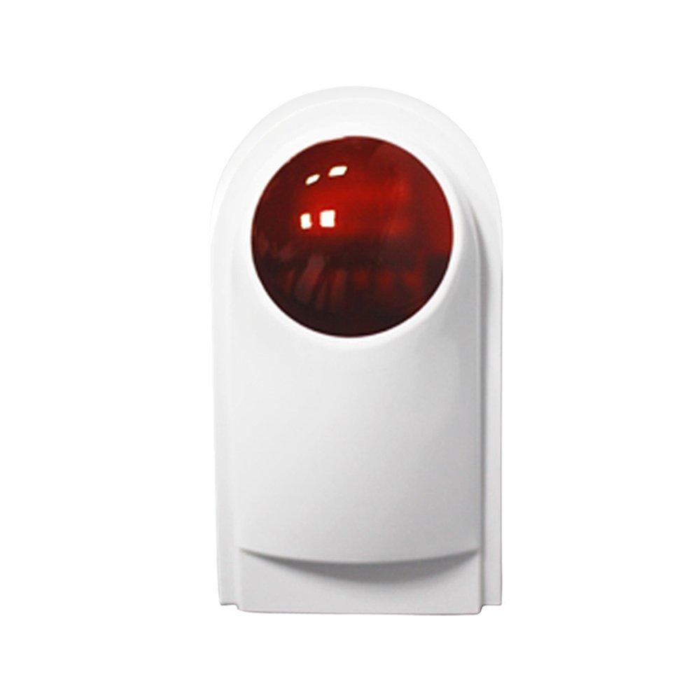 ERAY WDS07 Sensor de Puerta y Sensor de Ventana Antirrobo para el Sistema de Alarma S2, 433MHZ, Pilas Incluidas