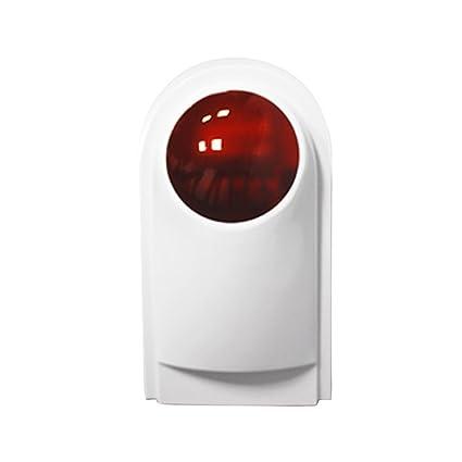 ERAY WDS07 Sensor de Puerta y Sensor de Ventana Antirrobo para el Sistema de Alarma S2, 433MHZ, Pilas Incluidas: Amazon.es: Bricolaje y herramientas