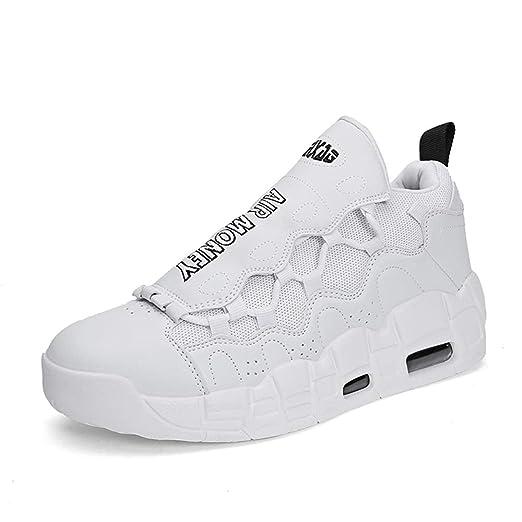 FJJLOVE Zapatillas de Baloncesto, Botas de Baloncesto Performance ...