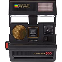 Impossible Project 9120042751706 Polaroid 600 Sun 660 AF Camera, Black (1376)
