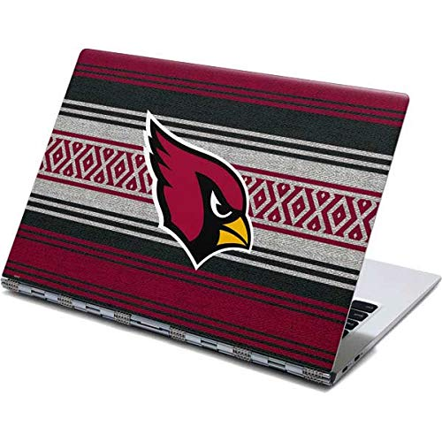Skinit Arizona Cardinals Trailblazer Yoga 910 2-in-1 14in Touch-Screen Skin - Officially Licensed NFL Laptop Decal - Ultra Thin, Lightweight Vinyl Decal Protection