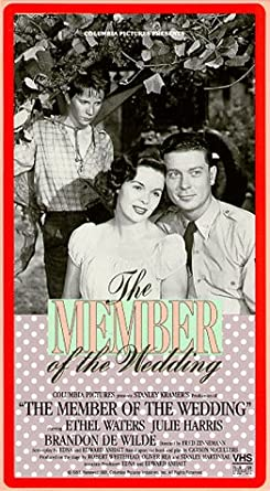 Member Of The Wedding VHS