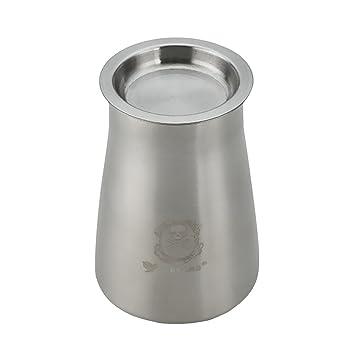 Gazechimp Filtro de Café en Polvo Shaker Batidor Azúcar Accesorios para Cocina de Acero Inoxidable: Amazon.es: Hogar