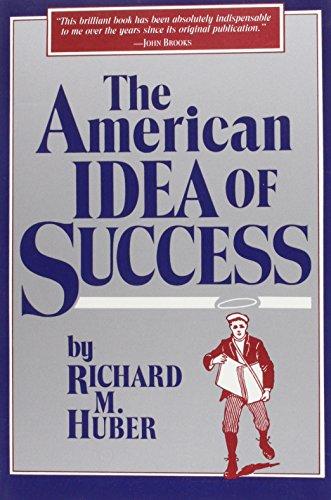 The American Idea of Success
