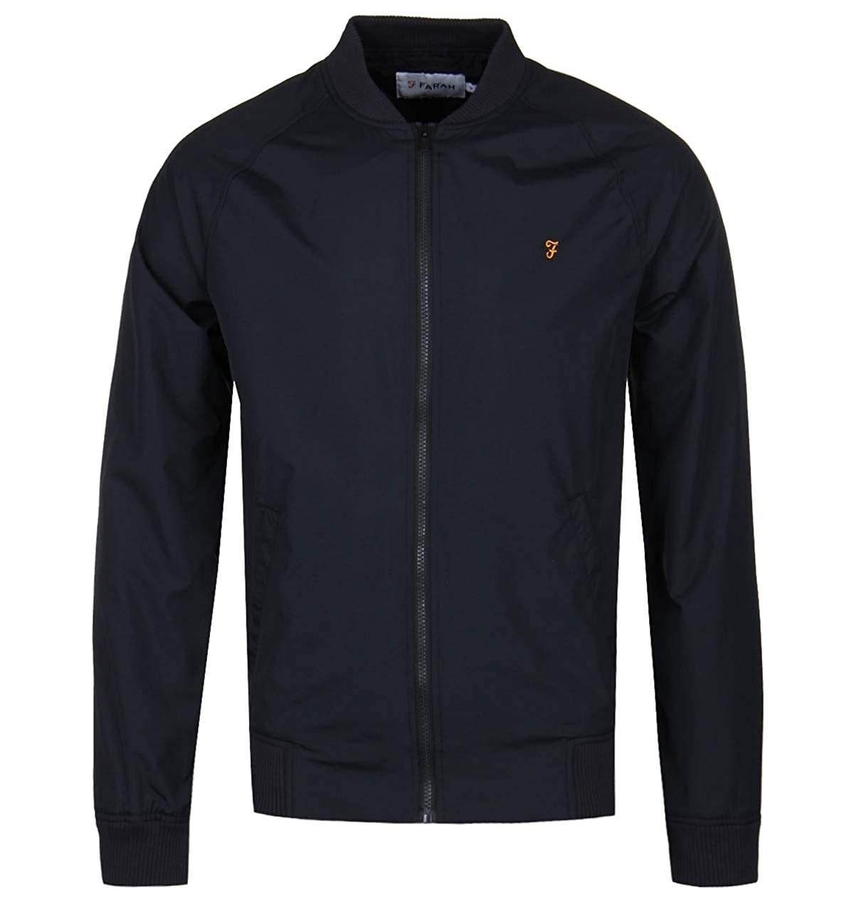 FARAH Richards Mens Bomber Jacket