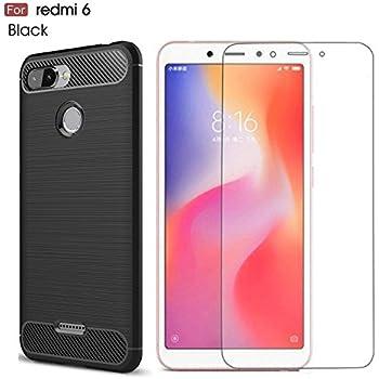 Amazon.com: kwmobile Case for Xiaomi Redmi 6 - Clear TPU ...