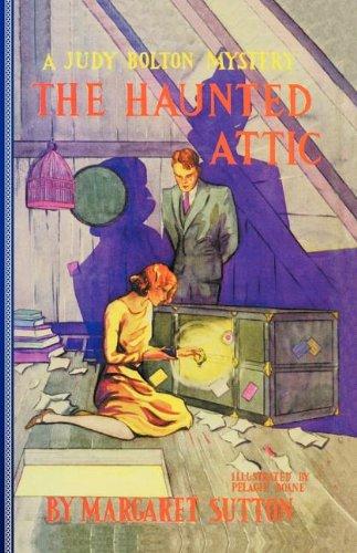 Read Online Haunted Attic #2 (Judy Bolton Mysteries) pdf