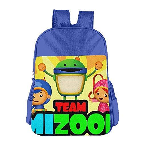 Equipo Umizoomi Milli Geo Bot escuela mochila Bolsa: Amazon ...