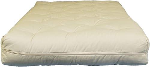 6 inch Cotton Fiber Futon King