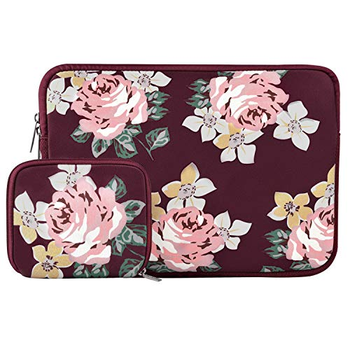 MOSISO Laptop Sleeve Compatible 13-13.3 Inch MacBook Pro, Ma