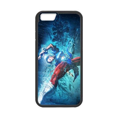 Street Fighter X Tekken 8 coque iPhone 6 4.7 Inch cellulaire cas coque de téléphone cas téléphone cellulaire noir couvercle EEECBCAAN03930