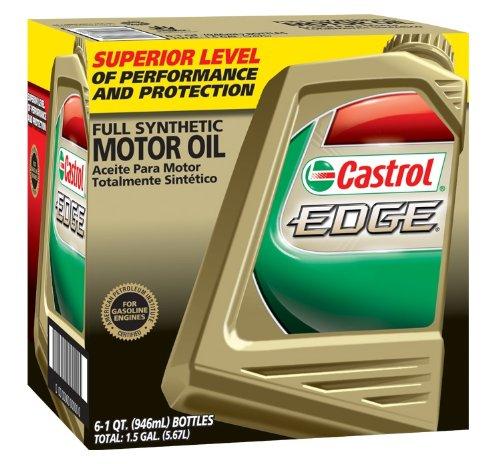 Castrol 06240 EDGE Extended Performance 0W-20 Full ...