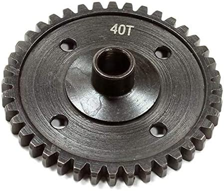 C24641 Integy RC Model Hop-ups C25425 Replacement Spur Gear 60t for C24551 C23475 and Tamiya TT01