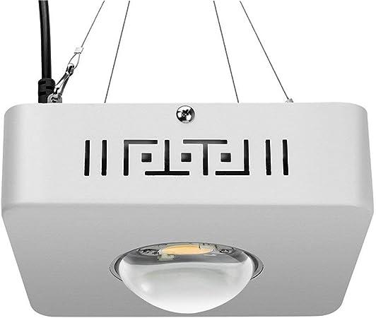 EnergieklasseA+++ CF Grow LED Pflanzenlampe Full Spectrum Light 100W CREE LED Pflanzenlicht wachsen f/ür Zimmerpflanzen Gew/ächshaus und Grow Tent