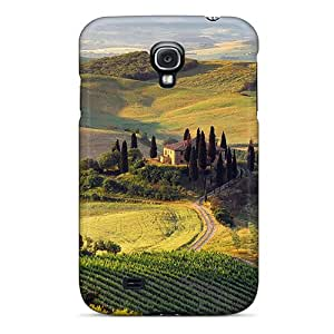 Forever Collectibles Tuscan Summer Hard Snap-on Galaxy S4 Case