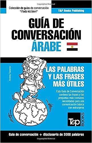 Guía De Conversación Español árabe Egipcio Y Vocabulario