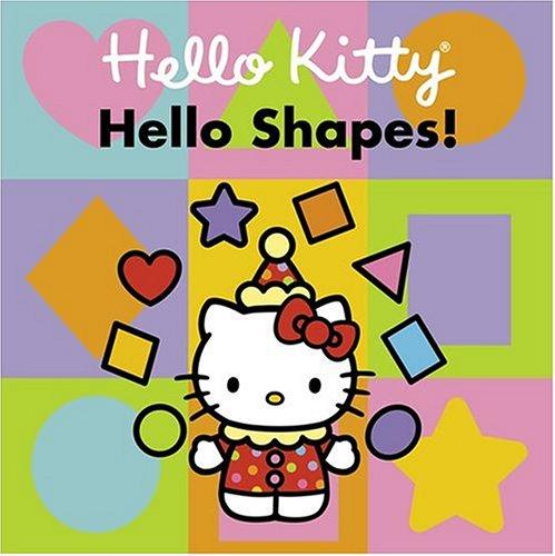 Hello Kitty Hello Shapes Higashiglaser Design Inc