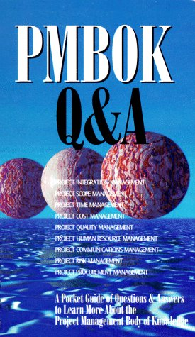 Pmbok QandA  Guide To The Project Management Body Of Knowledge Pocket Book  Cases In Project And Program Management Series