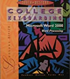 South Western College Keyboarding, VanHuss, Susie H., 0538722428