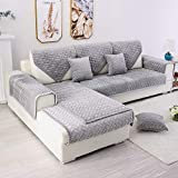 TEWENE Couch Cover, Sofa Cover Couch Covers Sectional Couch Covers Anti-Slip Sofa Slipcover