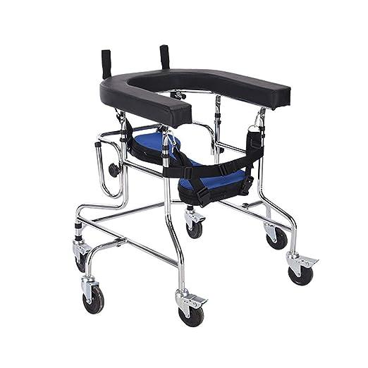 YX Andador plegable, bastidor de soporte para niños con ...