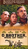 O Brother, Where Art Thou? [VHS]