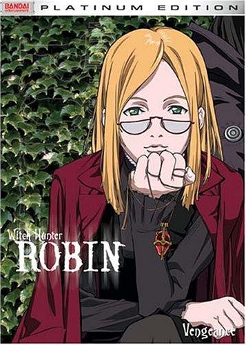 Witch Hunter Robin - Vengeance (Vol. 6)