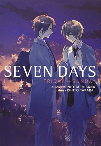 Descargar Libro Seven Days - Volumen 2 Venio Tachibana