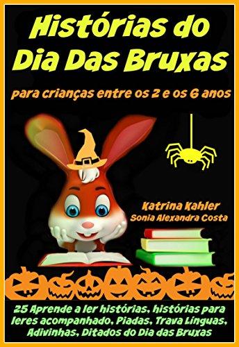 Histórias do Dia Das Bruxas (Portuguese -