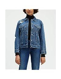Levi's Womens Ex-Boyfriend Trucker Jackets Jackets