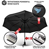 Repel Umbrella Windproof Double Vented Travel