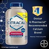 Citracal Calcium Plus D3, 280 ct. (pack of 6)