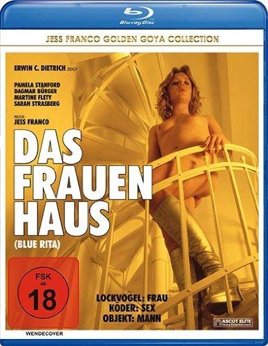 Blue Rita (1977) ( Das Frauenhaus ) ( Le Cabaret des filles perverses ) [ Blu-Ray, Reg.A/B/C Import - Germany ]