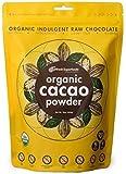 pHresh Superfoods Cacao Powder, Raw Organic Premium Unsweetened 100% Dark Chocolate Indulgence, 1lb