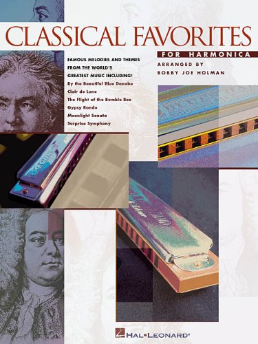 BEST! Classical Favorites for Harmonica WORD