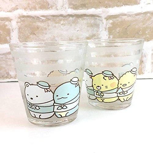 Hatakeyama Shoji San-X Sumikko Gurashi Pair Frost Glass C 31696272