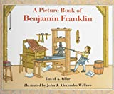 Picture Book of Benjamin Franklin, a (1 Paperback/1 CD) (Picture Book Biographies)