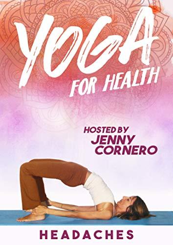 Yoga Health Headaches Jenny Cornero product image