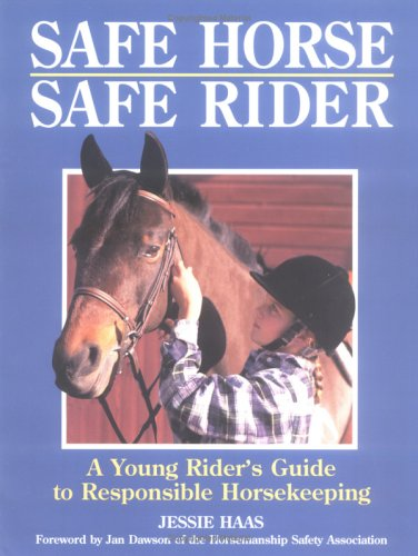 Safe Horse Rider Responsible Horsekeeping product image