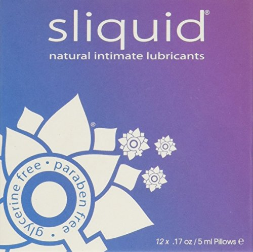 H2o+ Raspberry (Sliquid Naturals Lube Sampler)
