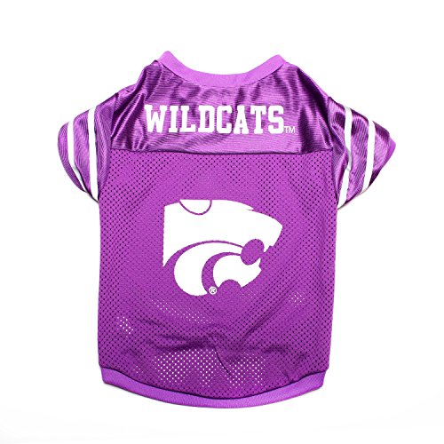 - Pet Goods NCAA Kansas State Wildcats Collegiate Pet Jersey, Medium
