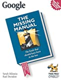 Google: The Missing Manual, Rael Dornfest, Sarah Milstein, 0596006136
