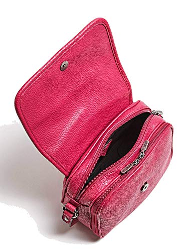 Mujer Dragonfruit Bolso Única Talla Sintético Cruzados Rosa Guess Para Hwvy6969210 De FwqBxZf
