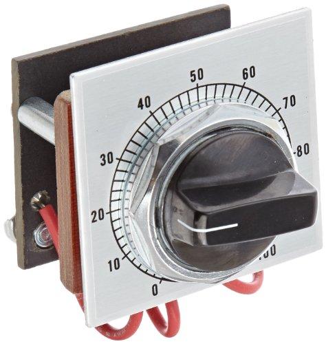 Siemens 52MA3B14 Heavy Duty Potentiometer Operator, 2 Watts, 500VAC/VDC, Type 12/3 Only, 10 kiloohms