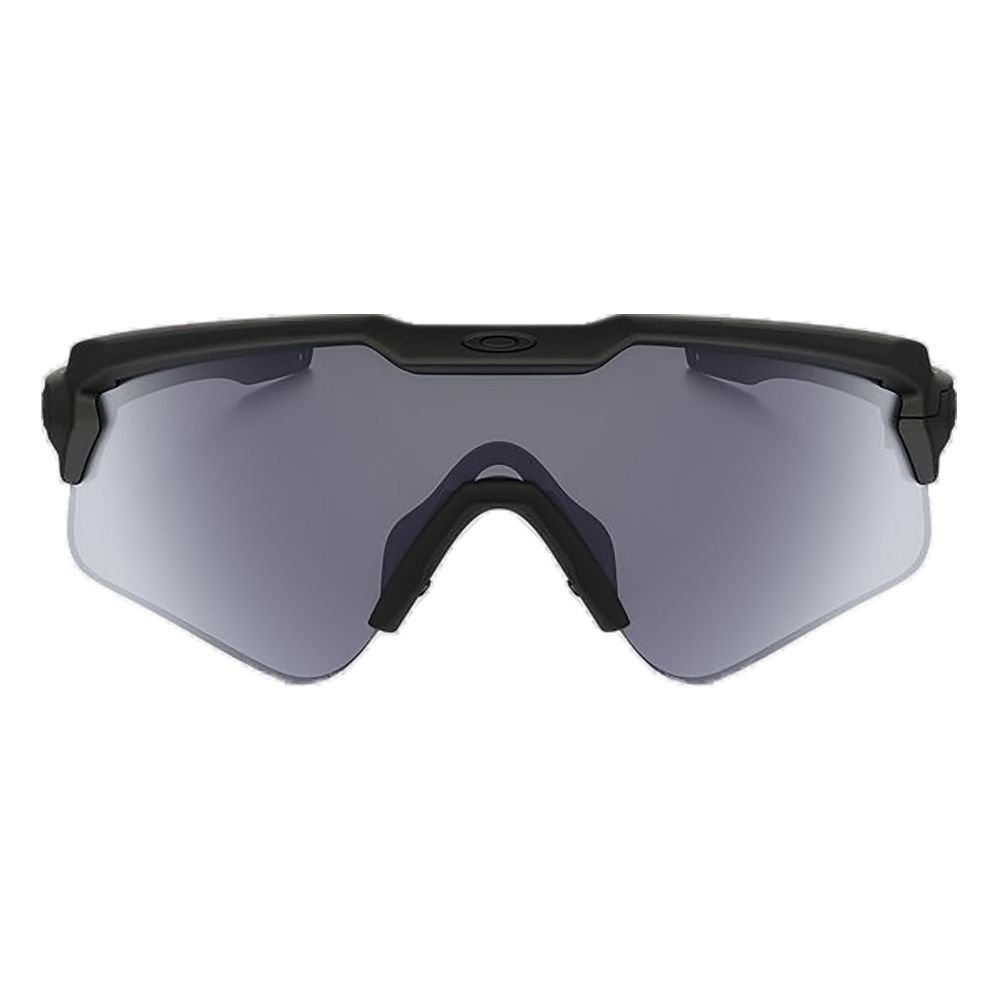 Amazon.com: Oakley SI Ballistic M Frame Alpha, Matte Black/Grey ...