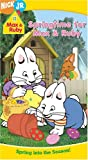 Max & Ruby: Springtime for Max & Ruby [VHS]