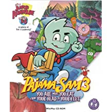 Atari Pajama Sam 3: You Are What You Eat From Your Head To Your Feet