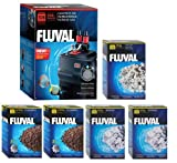 Fluval 306 A212 Filter w/ Biomax, Phosphate Remover & Pre-Filter 12mo