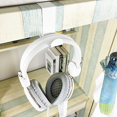 YYST Bedside Headphone Hanger Bedside Hair Band Hanger Bed f