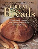 img - for Great Breads: Home-Baked Favorites from Europe, the British Isles & North America book / textbook / text book